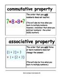Math Common Core First Grade Vocabulary