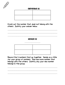 Math Common Core: Justifying Math Thinking in Writing