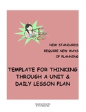 Math Common Core Planning Tool