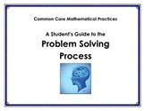 Common Core Math Problem Solving Handbook: Resource for Students and Parents