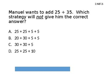 Math Common Core Review Power Point