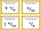 Math Common Core Task Cards: Fractions and Decimals