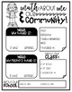 Math Workshop Community Building