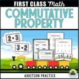 Math Commutative Unit