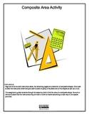Math: Composite Area Activity (Geometry, Measurement, Formulas)