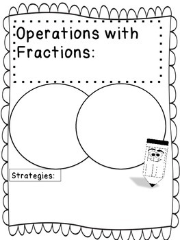 Math Concepts Assessment Posters: Number and Fractions