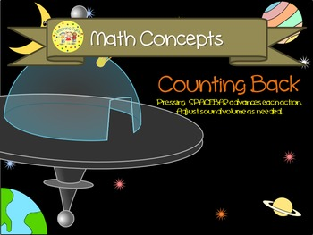 Count Back Animated PowerPoint Game