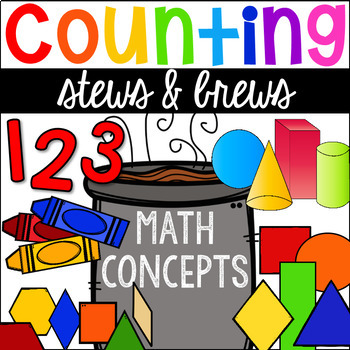 Math Concepts Counting Stews™️
