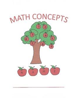 Math Concepts - PreK-K