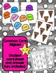 Math Cones: An Addition Matching Game Using Numbers 11-20 (Common Core Aligned)