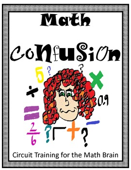Math Confusion: Numbers and Operation Review