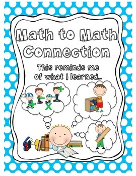 Math Connections Posters