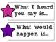Math Conversation Stems