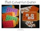 Math Conversions Matching Games {Metric, Customary & More}
