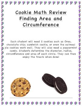 Math Cookie Fun