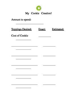 Math Cookies!