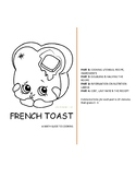 Math Cooking Activities: French Toast