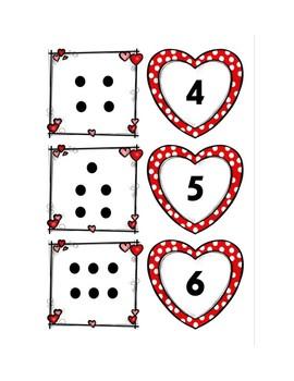 Valentine Math Fun