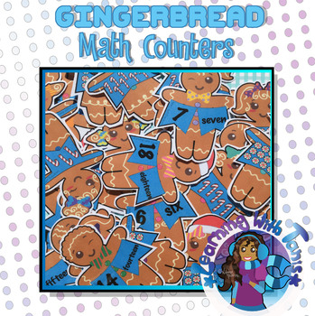 Math Counters_ gingerbread
