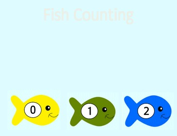 Math Counting Activity