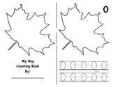 Math Counting Book: Bugs on Leaves