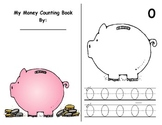 Math Counting Book: Coins in Piggy Bank