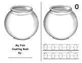 Math Counting Book: Fish in a Bowl