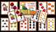 Math Counting Cards & Activities 1 - 10 Bundle / Fall & Ch