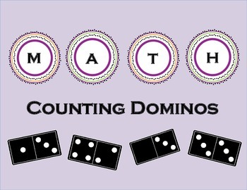 Math Counting Dominos