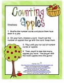 Math:  Counting Games for Preschool and Kindergarten