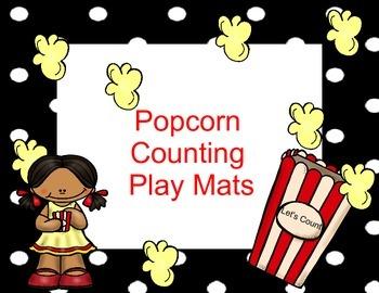 Math Counting Mat