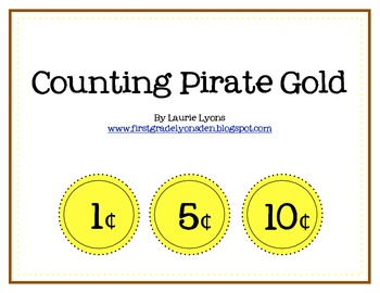 Math: Counting Pirate Gold
