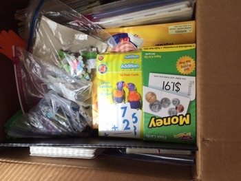 Math Counting Supplies