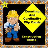 Counting and Cardinality Clip It Cards