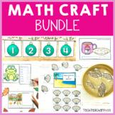 Math Craft Activities Bundle