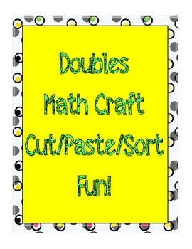 Math Craft : Doubles