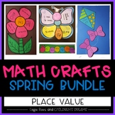 Math Crafts: Spring Bundle