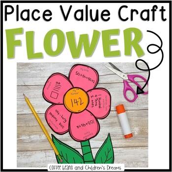 Place Value Activity: Flower Craft