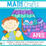 Math Crafts / Easter / Earth Day