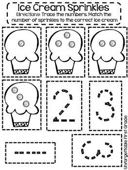 Math Craze Freebie {Kindergarten Interactive Math Journal}