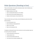 Math Critical Thinking Question Sets