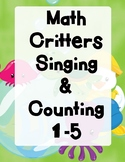 Pre School Math Counting 1-5