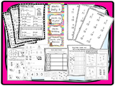 Math Curriculum Download. Preschool-Kindergarten. Worksheets and Activities.