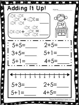 original 2942617 3 - Pre Kindergarten Printable Worksheets
