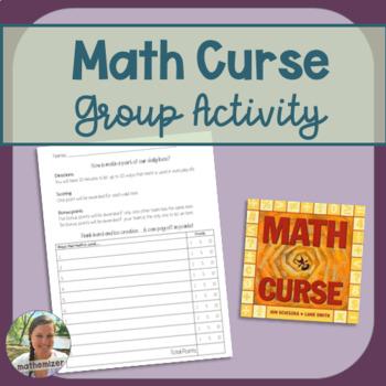 Math Curse Activity