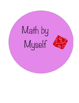 Math Daily 3 Posters