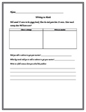 Math Daily 5- Writing in Math 2