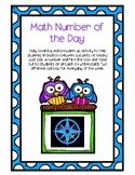 Math Daily Warm-ups
