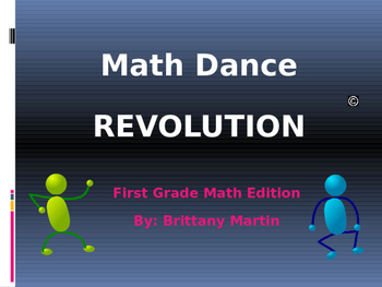 Math Dance Revolution