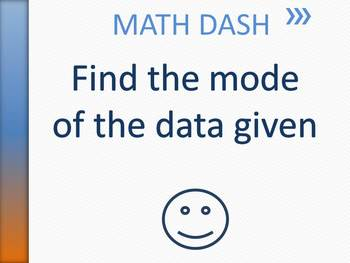 Math Dash-Mode